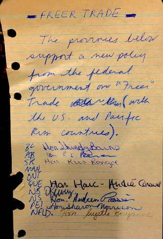 FFYC Freer Trade document
