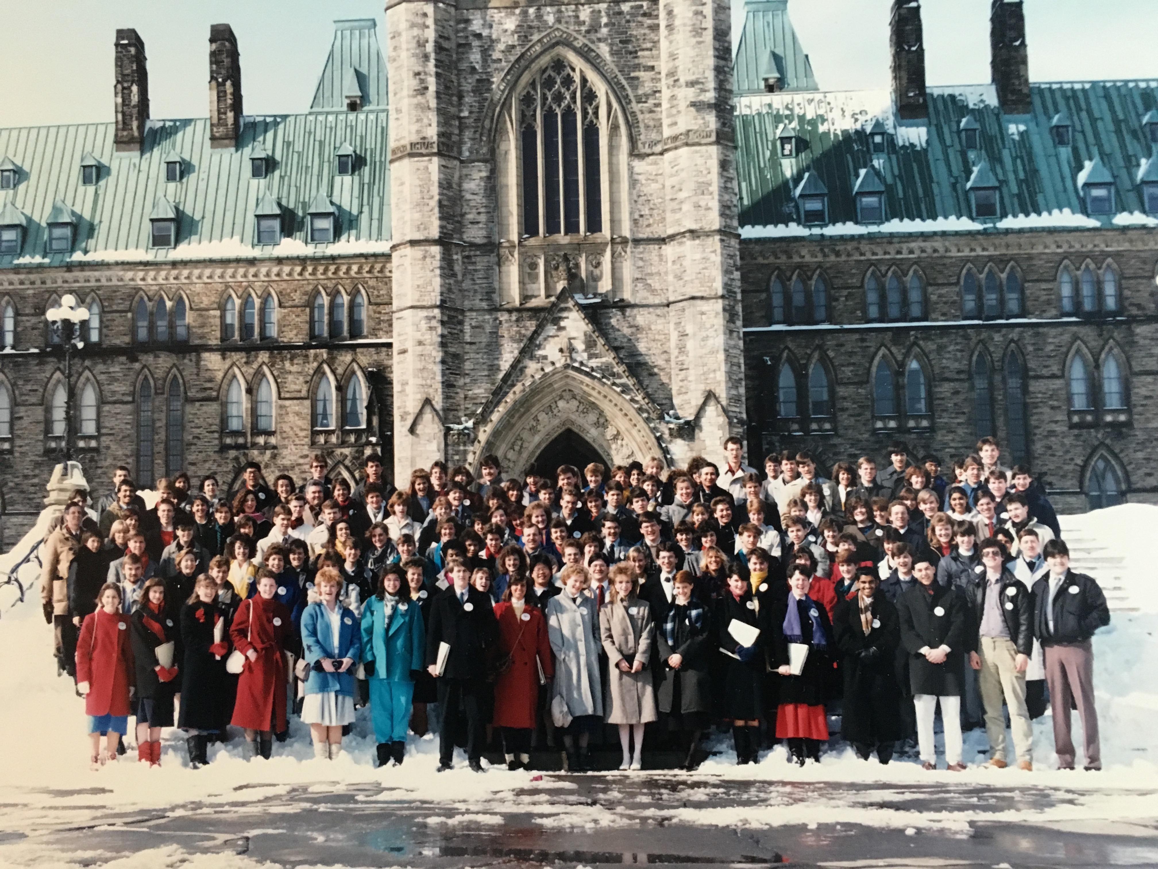 The Wave Nanaimo >> Flashback: A week in Ottawa in 1986 | Rosedeer