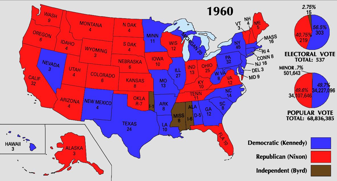 1960_electoral_map